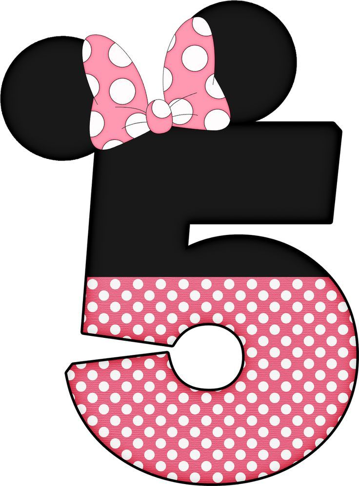 Letter clipart minnie mouse #13