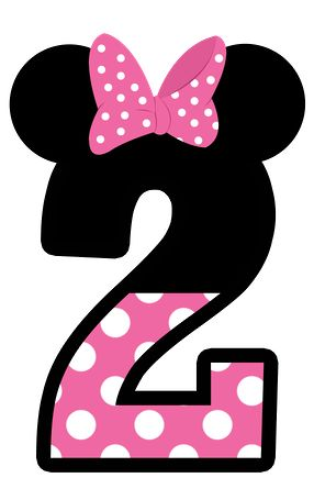 Letter clipart minnie mouse Con bebe Minnie CLIP mouse