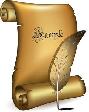 Letter clipart old letter Clipart Clipart paper parchment of