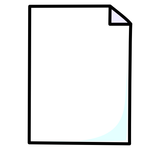 Notebook clipart piece paper Of clipart clipart paper paper