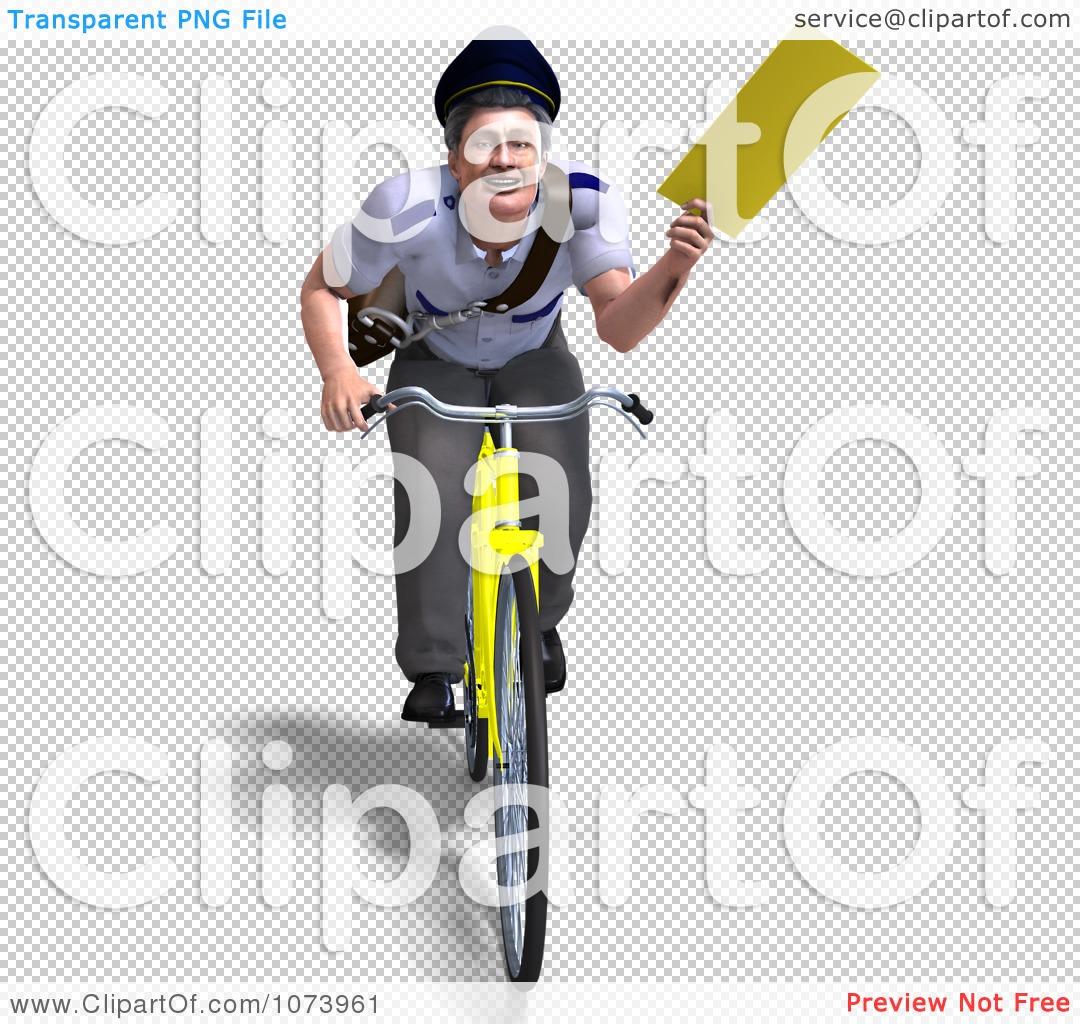 Letter clipart postal 3d Man Clipart Mail clipart