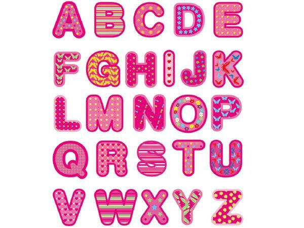 Letter clipart preschool Art Clip about Group letters