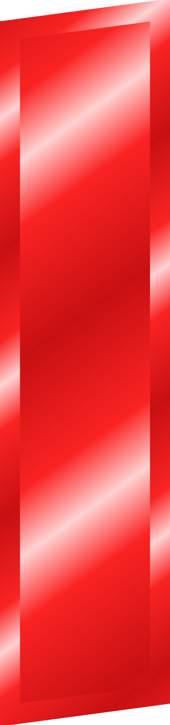 Letter clipart red Alphabet Letters red Effect red