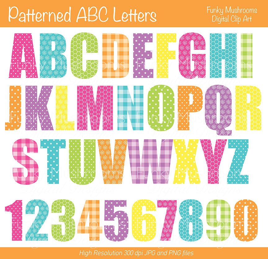 Lettering clipart scrapbook Scrapbooking Free Free Printable Letters
