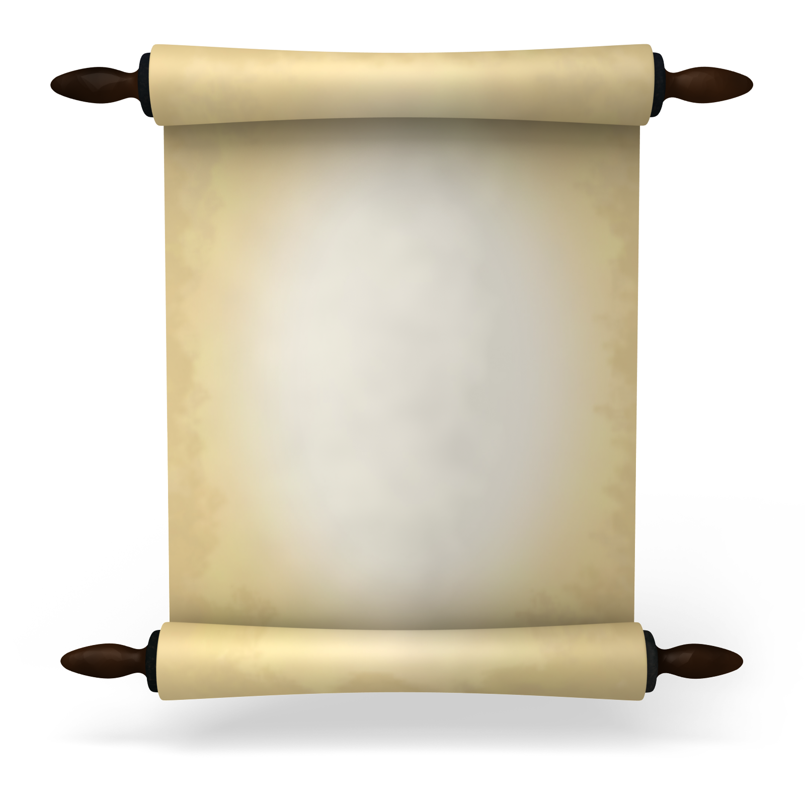 Letter clipart scroll Ancient Scroll Free  Download