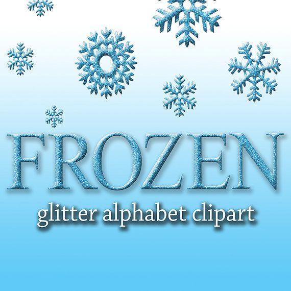 Letter clipart snowflake Invitations Snowflake Frozen Clipart Alphabet