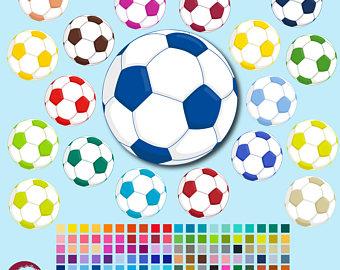 Easter clipart soccer #2