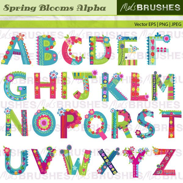 Lettering clipart scrapbook On Pin y Find best