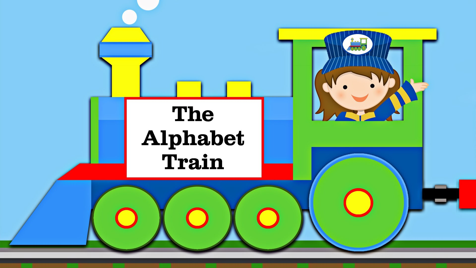Letter clipart train  Alphabet English ABC Teaching
