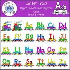 Letter clipart train  letter Clipart free Free