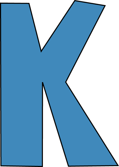 Lettering clipart transparent Free Letters Clip Alphabet Blue
