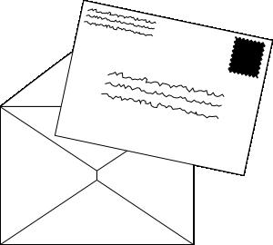 Letter clipart transparent Letters Clker Art Art clip
