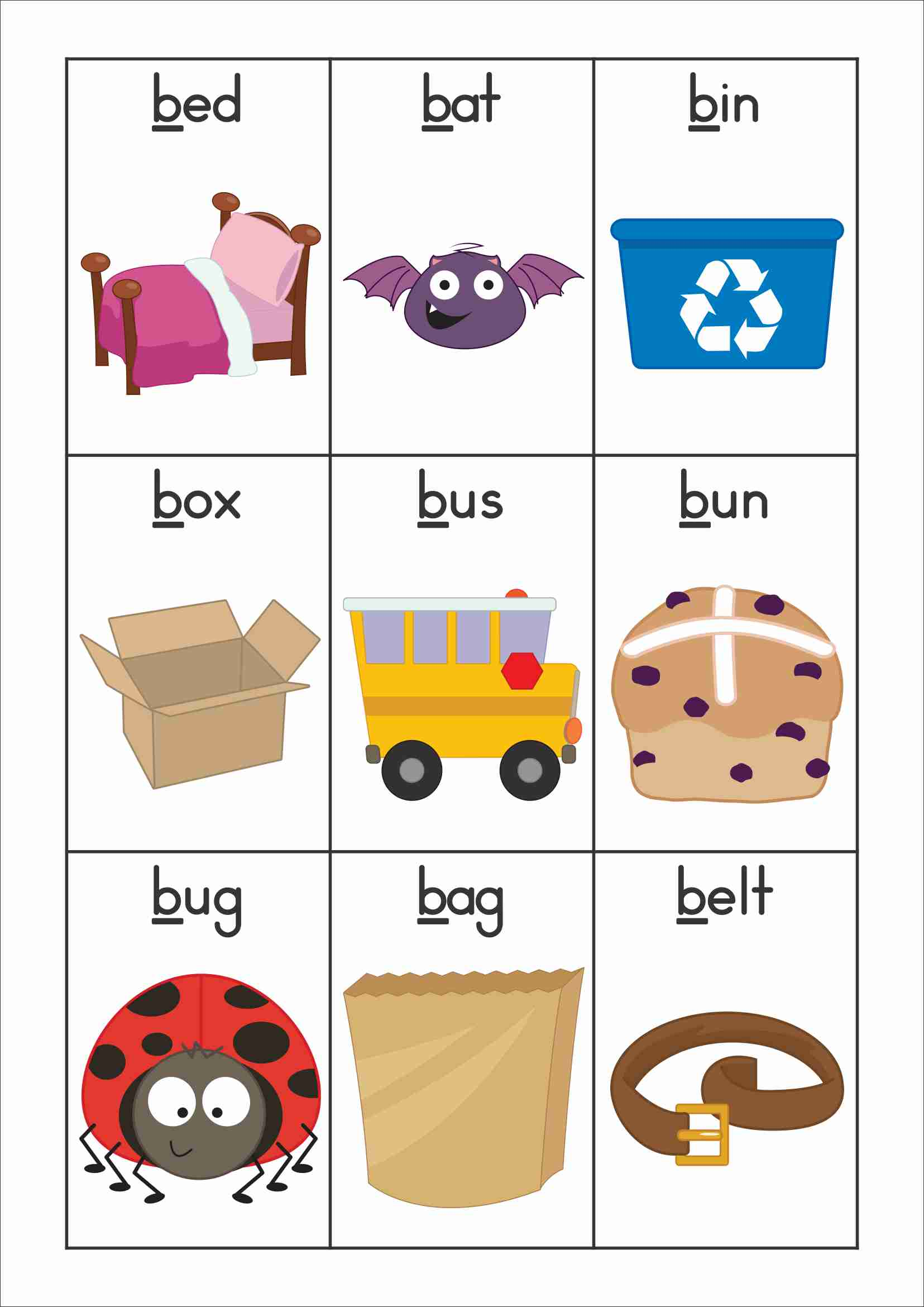 Letter clipart vocabulary FREE Week wall wall Vocabulary