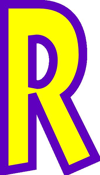 Letter clipart word art Clip Art E R Letter