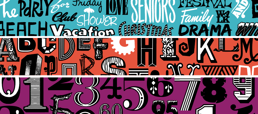 Letter clipart word art & Clipart Letters — Word