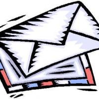 Letter clipart write letter Free Write Letter Clipart on