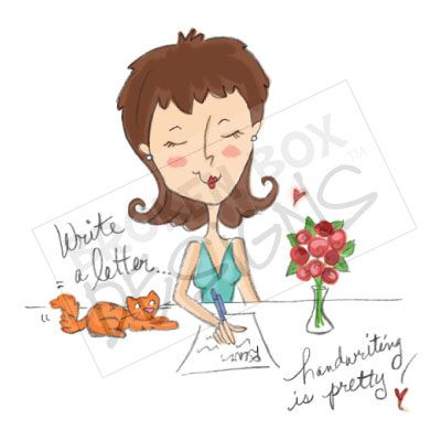 Letter clipart write letter A a letter Write Write