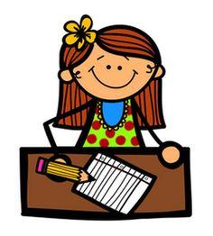 Letter clipart write letter To  write to Kindergarten