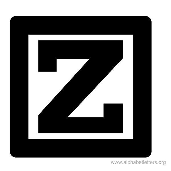 Lettering clipart a to z Alphabet A Print Letters Letters