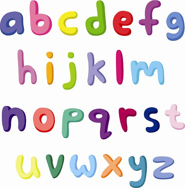 Lettering clipart alphabetical order Starting Are Alphabet Arranged Letters