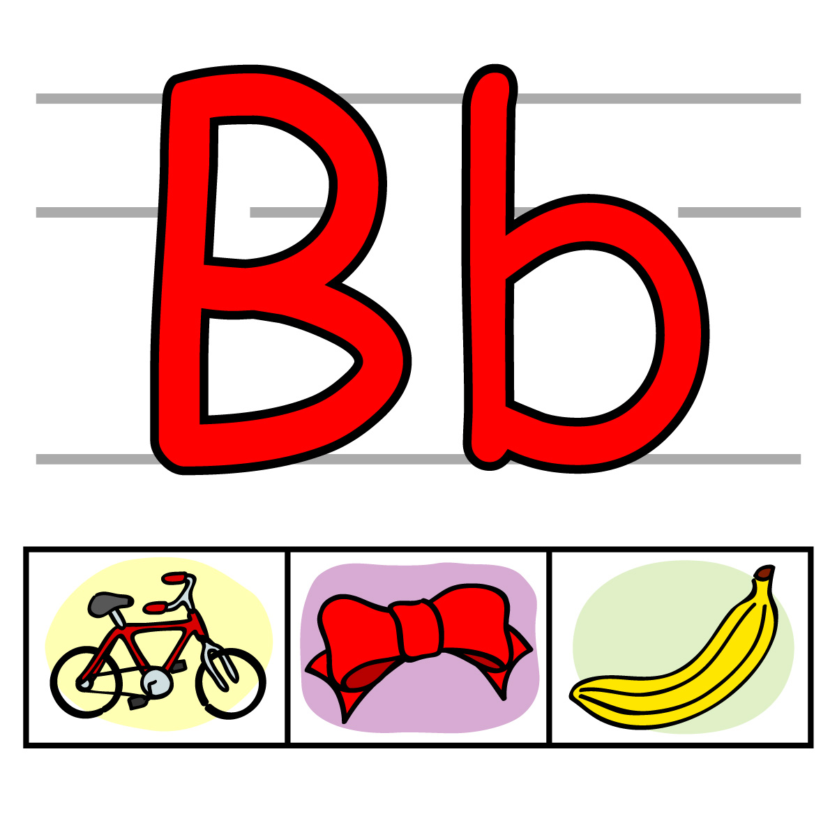 Lettering clipart alphabetical order Learning Clipart Individual cliparts Alphabet