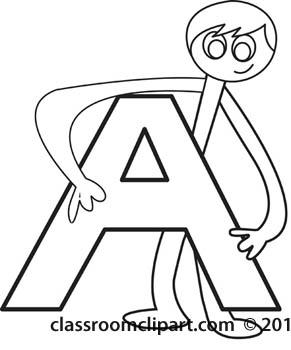 Lettering clipart black and white Alphabet BBCpersian7 white clip black
