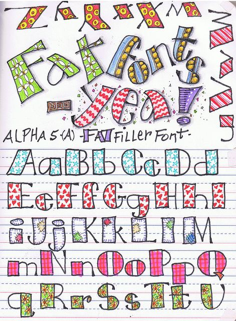 Lettering clipart easy Flickr letters Photo alpha5 best