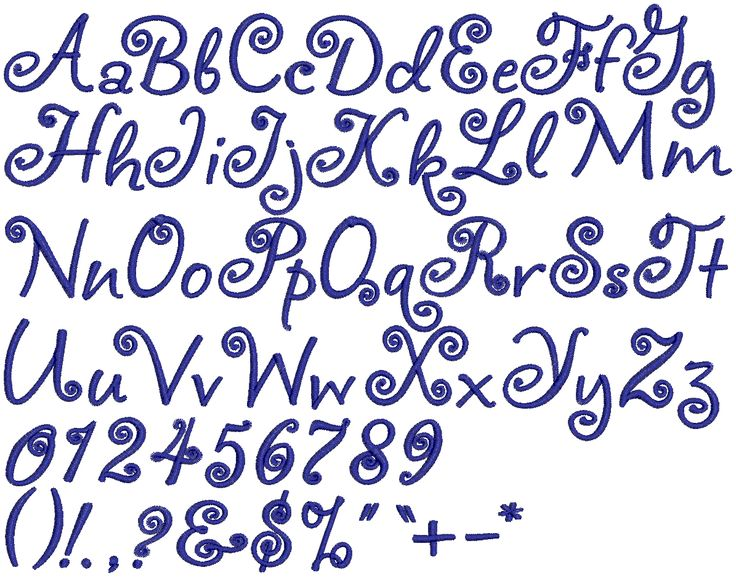 Lettering clipart girly Cute Cute+Alphabet+Fonts Cute fonts Alphabet