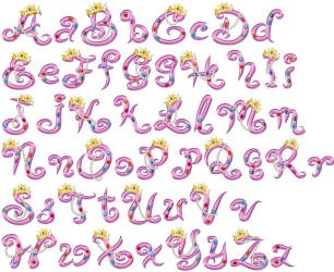 Lettering clipart girly Best Girly and Tattoo Pinterest