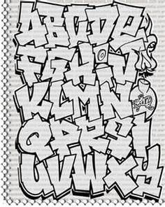 Lettering clipart graffiti Graffiti Alphabet ideas Search Photo