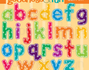 Lettering clipart small Letters Buy Art Little 2