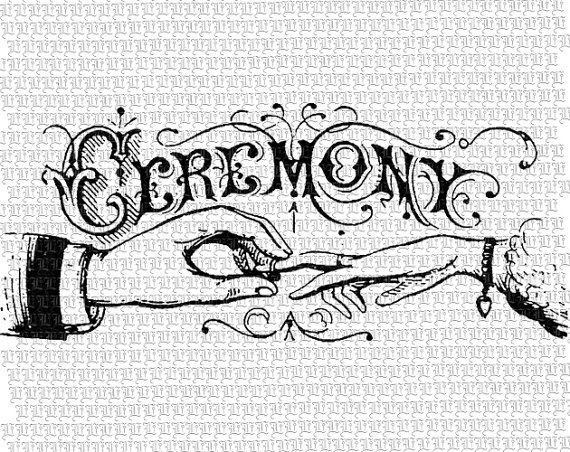 Lettering clipart victorian Pinterest Wedding best and Decorative