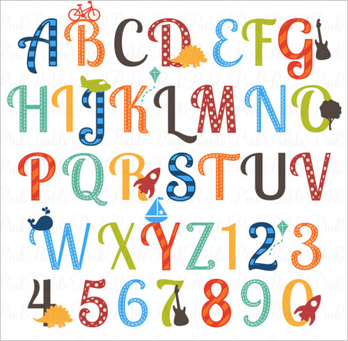 Lettering clipart writing letter AI PNG Clip Alphabet Nursery