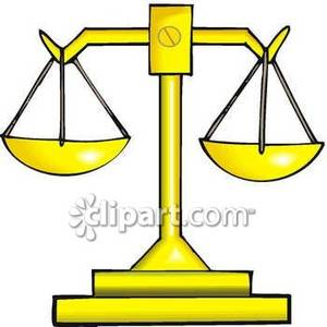 Libra clipart gold Free Royalty Scale Clipart Clipart