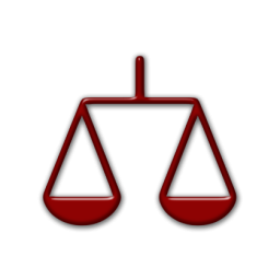 Libra clipart law symbol » libra 7 » Icon