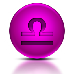 Libra clipart pink Etc 7 Page Icon Icons