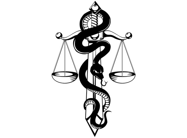 Libra clipart scales justice Justice Clip Free library Snake