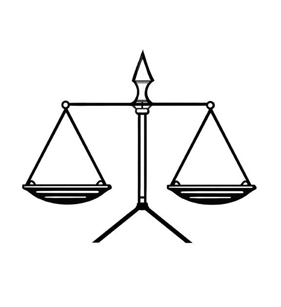 Libra clipart scales justice Stencil Art Free Free Scale