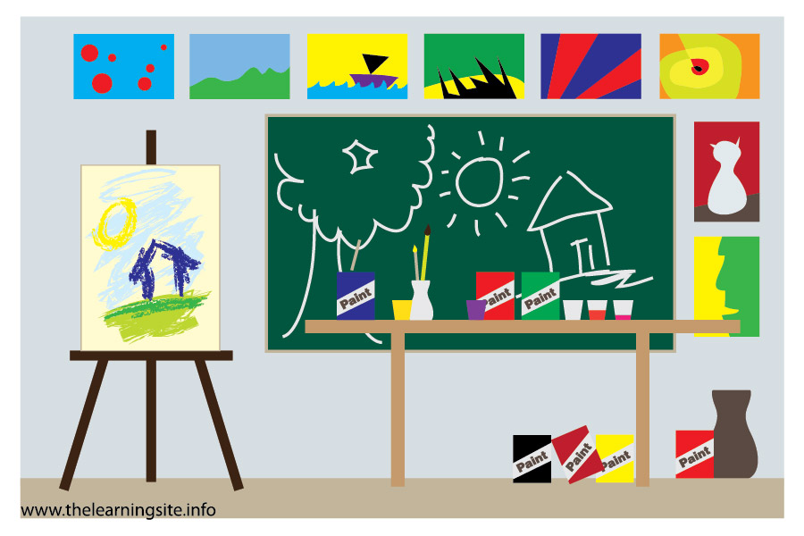 Room clipart school faculty #4