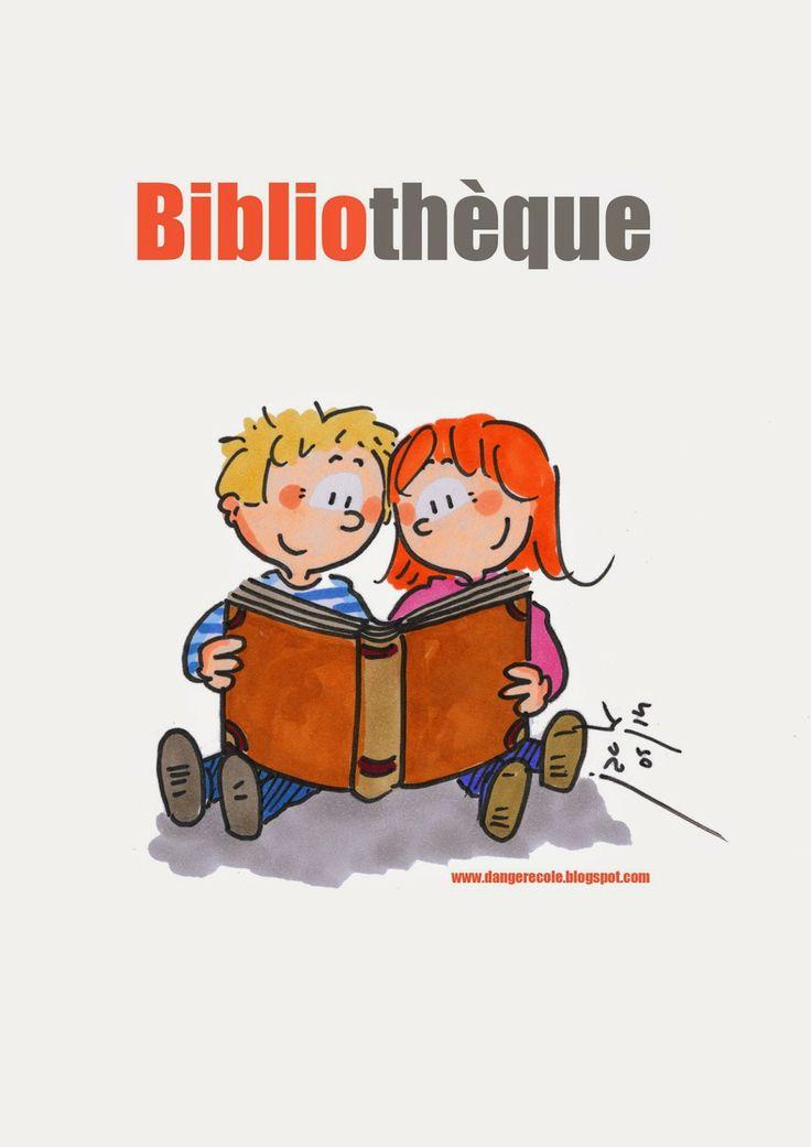 Library clipart bibliotheque La lecture 25+ bibliothèque ideas