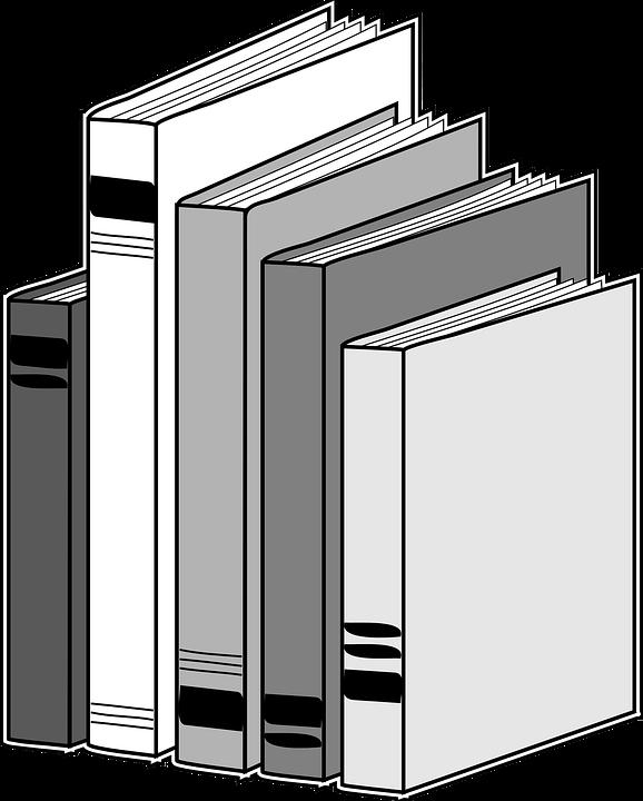 Library clipart bibliotheque Livres gratuite Image gratuite: Livres