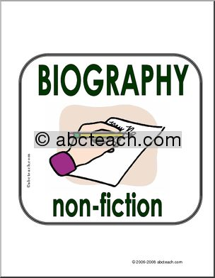 Covered clipart biography book Clip for – Libraries for