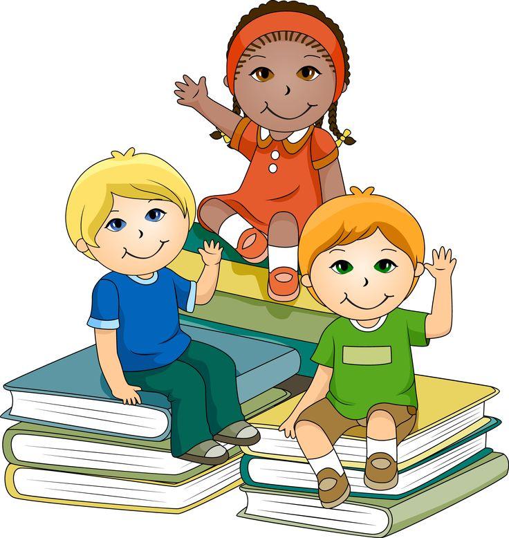 Bobook clipart children's book  Free Clip Clip on