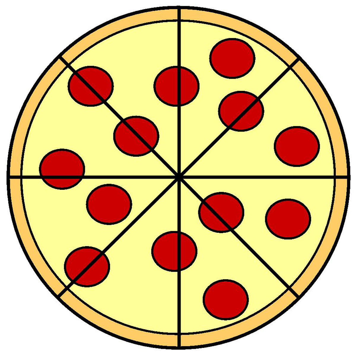 Cartoon clipart pizza Cartoon Art Free library Images
