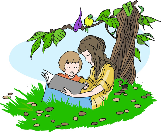 Bobook clipart literacy Books Free Download Clip Reading