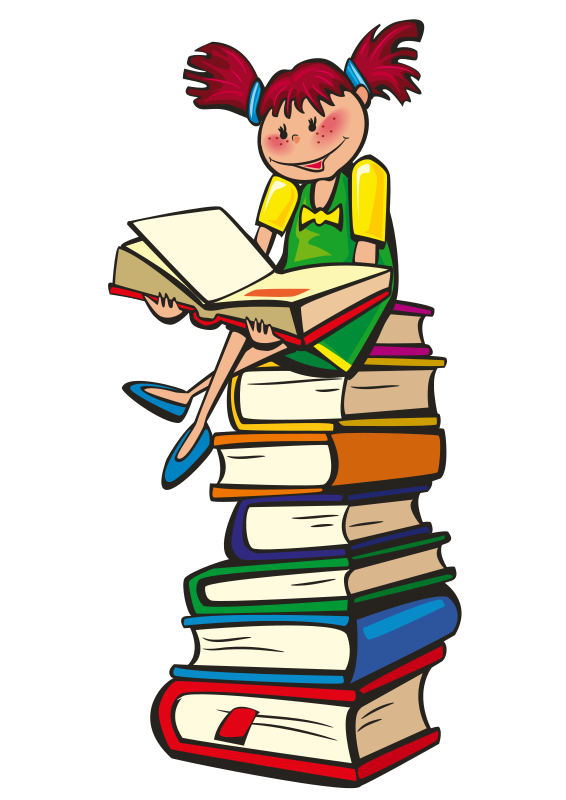 Bobook clipart animated Books Kids Free Clipart Clip