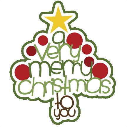 Unique clipart cute christmas Christmas Free Clipart Merry Art