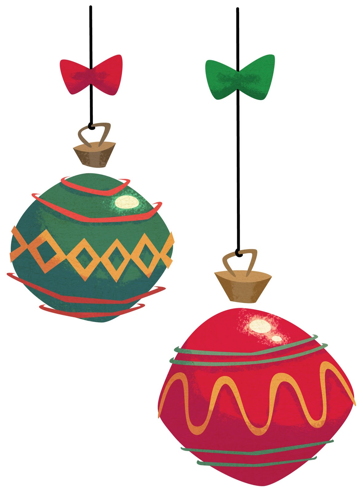 Christmas Lights clipart vintage Clips Clip Images Clip on