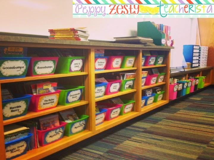 Library clipart classroom library Organization jpg Classroom Slide1 Teacherista