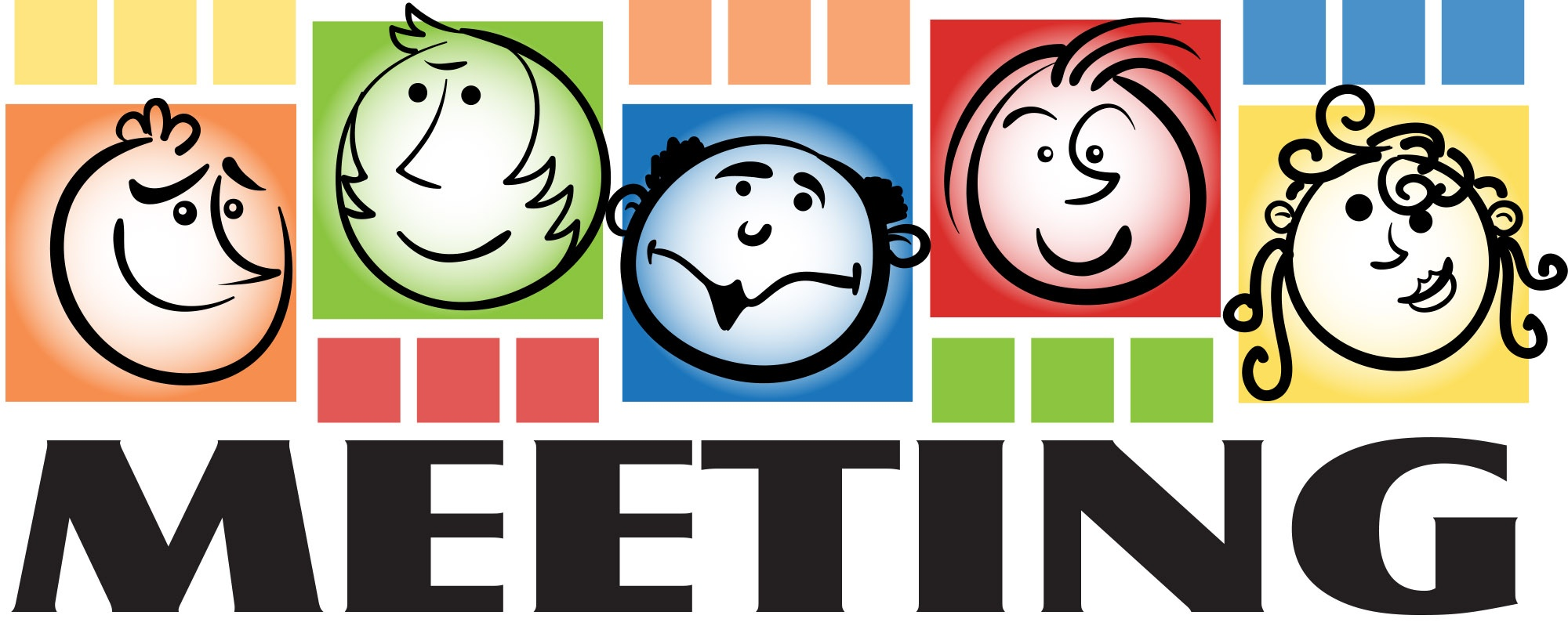 Staff clipart teacher meeting 1:15 pm 2:30 to Commissioner